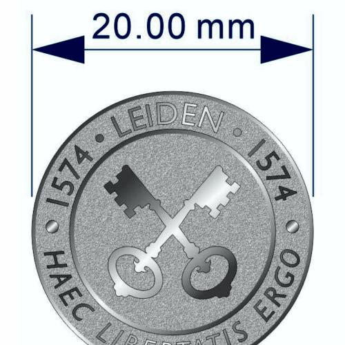 Leiden-speld, Leids-speldje, Leiden-manchetknopen,